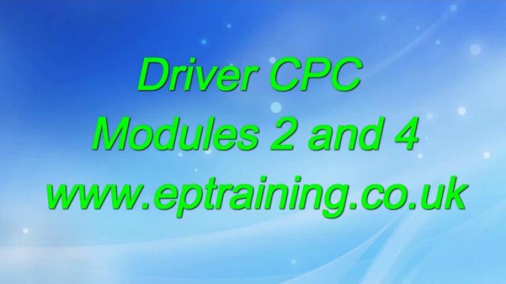 Watch Driver CPC Modules 2 and 4